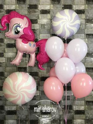 Набор воздушных шаров «Мой Маленький Пони» 🐴