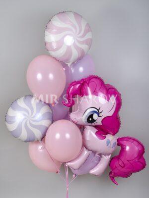 Детский набор шариков «Мой Маленький Пони»