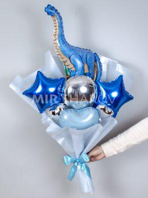 Букет из шаров «Дино-дей»