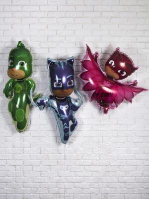 Набор шаров «Герои в масках»🎭