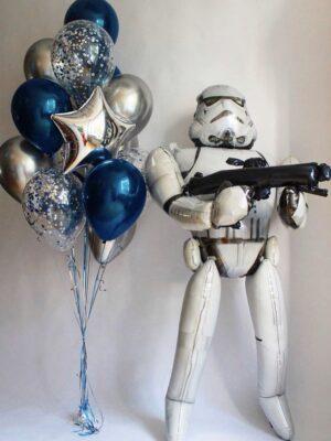 """Набор шариков """"Звездные воины Штурмовик"""""""