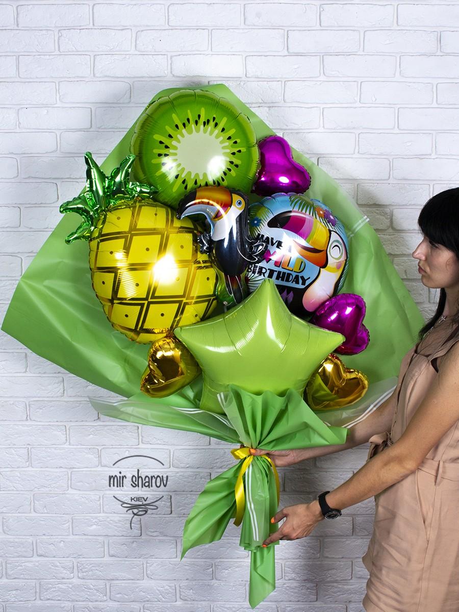 Выгодная покупка всевозможных шариков в Киеве